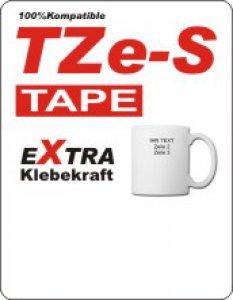 TZe S - extra stark klebend