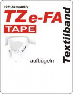 TZe FA - Textil Aufbügelbänder