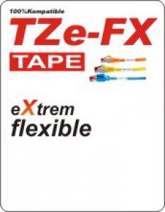 TZe FX - extrem flexibel