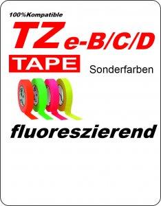 TZe B/C - fluoreszierend