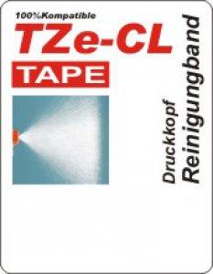 TZe CL - Reinigungsbänder