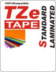 TZe - Standard laminiert