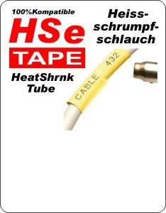 HSe Heissschrumpfschlauch
