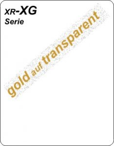 gold auf transparent