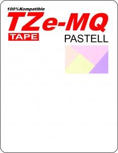 TZe - MQ pastell Bänder